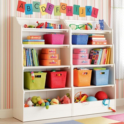 Storage Idea - Source: www.ikeadecoration.com