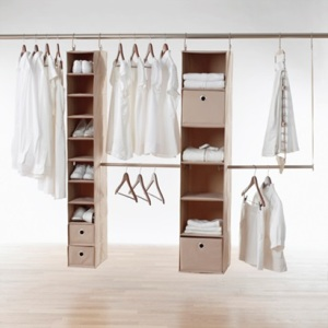 Hanging drawers