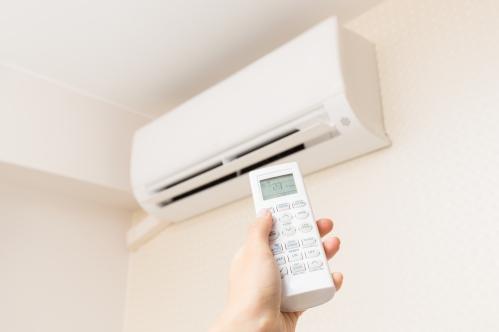 Person remote air conditioner